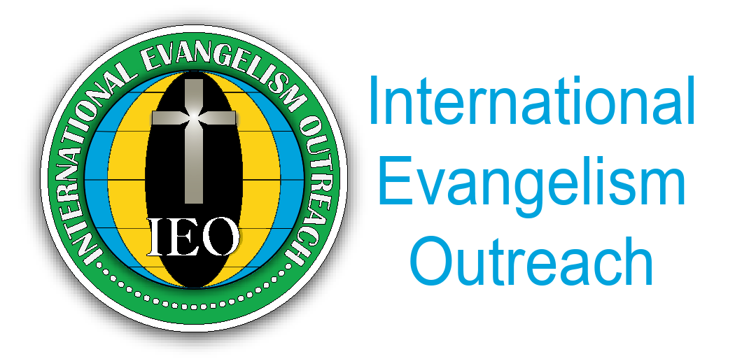 International Evangelism Outreach - Reaching into Africa in the Love of the Lord Jesus